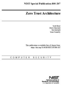 Zero Trust Architecture