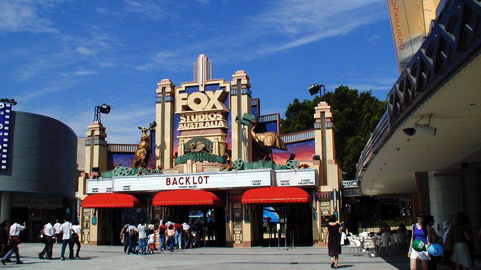 Fox Studios Entertainment Precinct. Australia - Tetra Tech