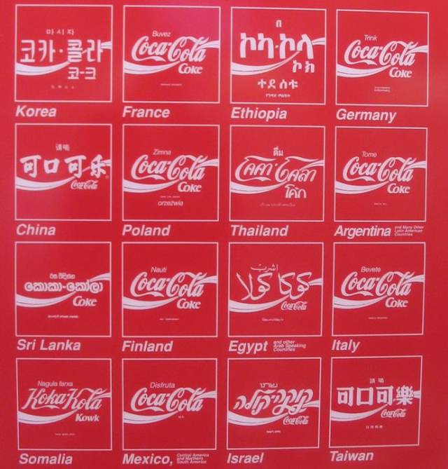 Coke Logo Design