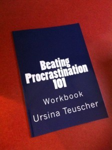 Workbook Beating Procrastination 101