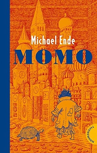 On Ursina Teuscher's Summer Reading List: Momo by Michael Ende