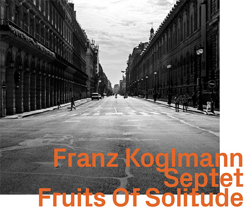 Koglmann, Franz Septet (w / Clark / Arcari / D'Agaro / Turkovic / Pasztor / Herbert): Fruits Of Soli (Hat Hut Ezz-Thetics)