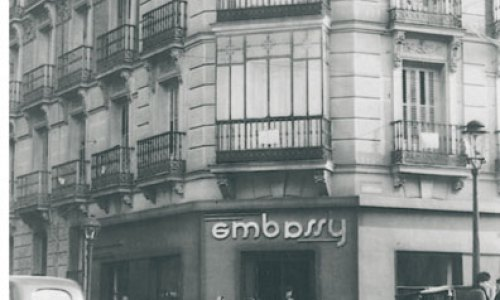 Embassy madrid
