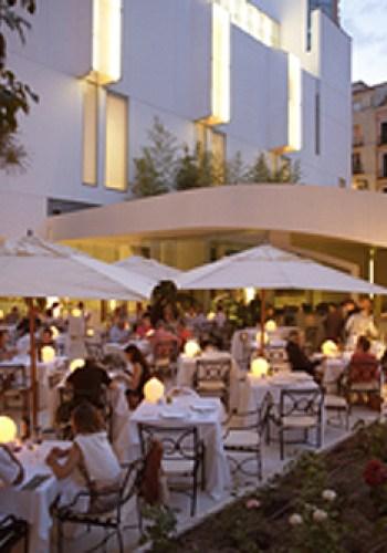 Las terrazas de los museos te veo en madridte veo en - Terraza jardin felipe ...