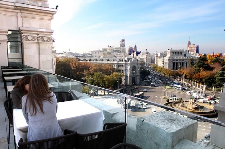 Palacio de cibeles o cenar en un edificio con historia - Madrid sitios con encanto ...