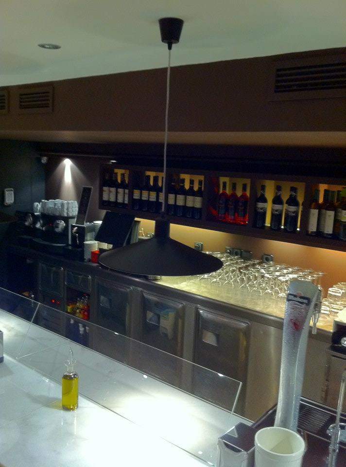 Cañadío, rica cocina cántabra en Madrid