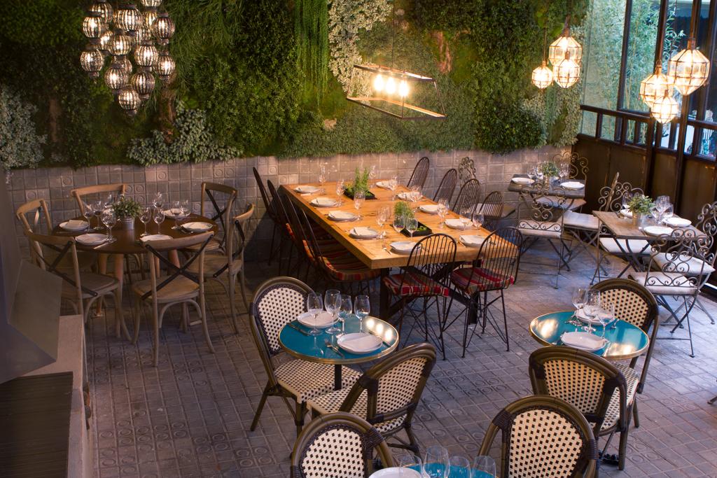 El Patio del Fisgón, un restaurante diferente