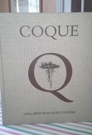 presentación libro Coque, Una historia que contar. Te Veo en Madrid