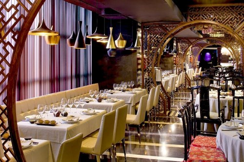 Restaurante Zen Market Santiago Bernabeu Madrid