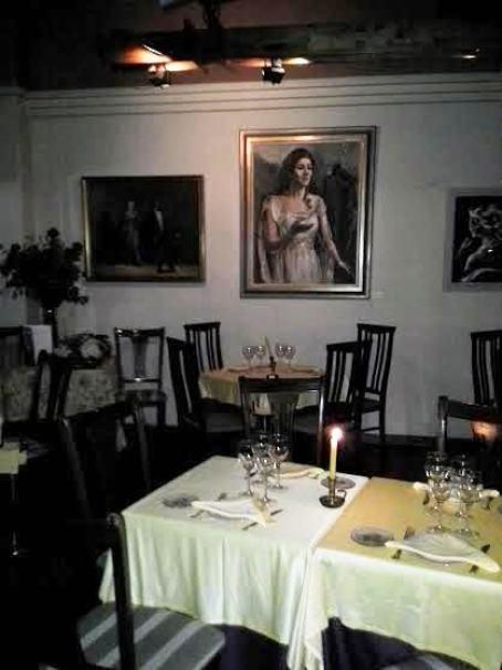 Restaurante la Castafiore comedor Te Veo en Madrid