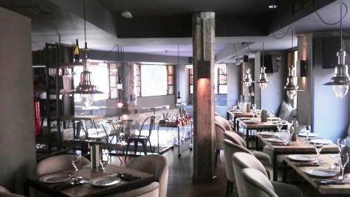 Restaurante whitby Te Veo en madrid