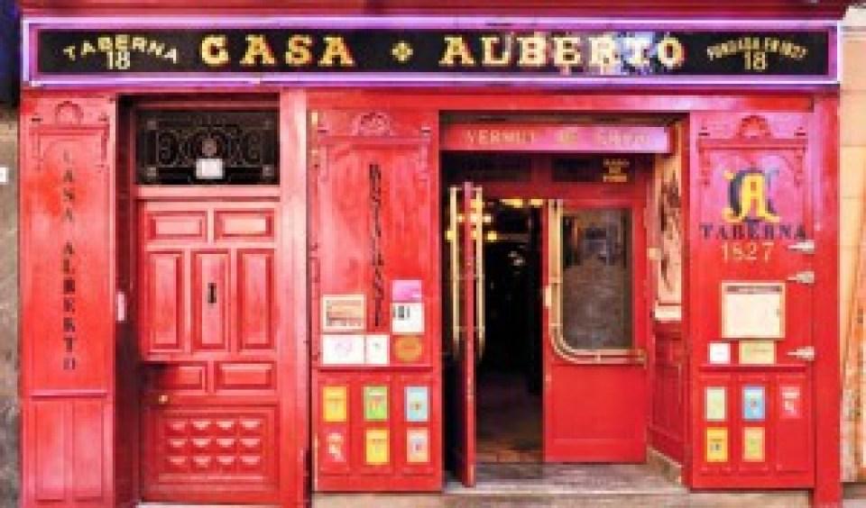 Restaurante Casa Alberto Te Veo en Madrid