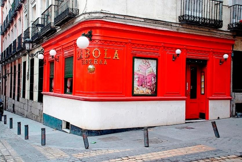 Restaurante taberna la Bola Te Veo en Madrid