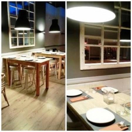 Nu Restaurante planta bajaTe Veo en Madrid