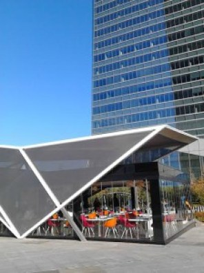 Restaurante Beforu de Welow 4 torres Te Veo en Madrid
