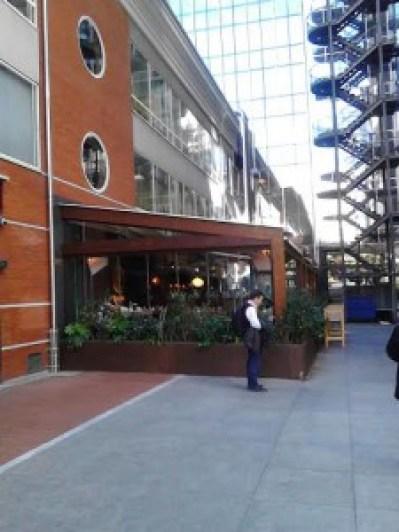 Restaurante Marieta desde el exterior Te Veo en Madrid