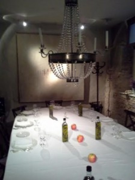Restaurante Paradís reservado Te Veo en Madrid