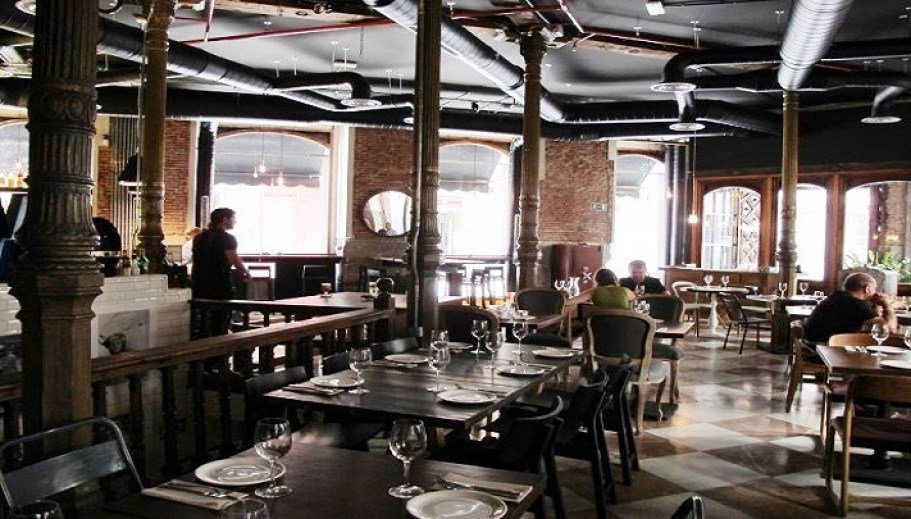 Comer cerca de los museos madrid es la capital del artete for Restaurante la mucca madrid calle prado