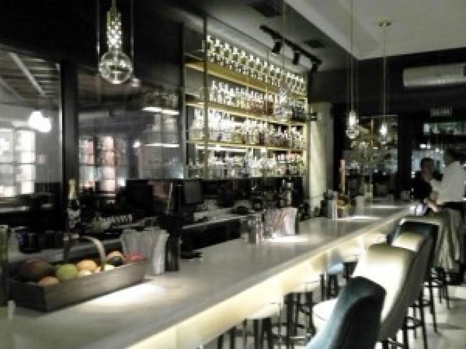 Gastro-cocteleria Tauer barra Te Veo en Madrid