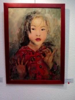 Raquel J. Parra Archipíelago niña   Te Veo en Madrid