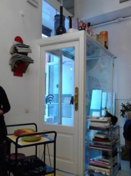 Restaurante La Verónica puerta de entrada Te Veo en Madrid