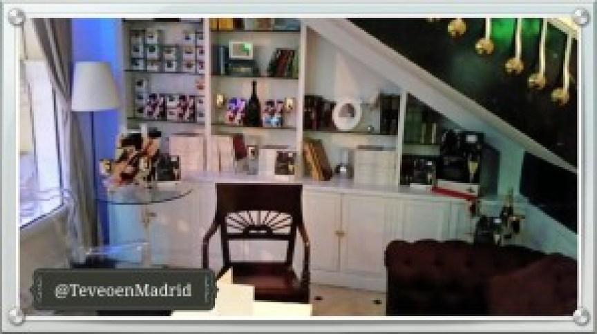 Restaurante La Embajada zona gastrobar Te Veo en Madrid
