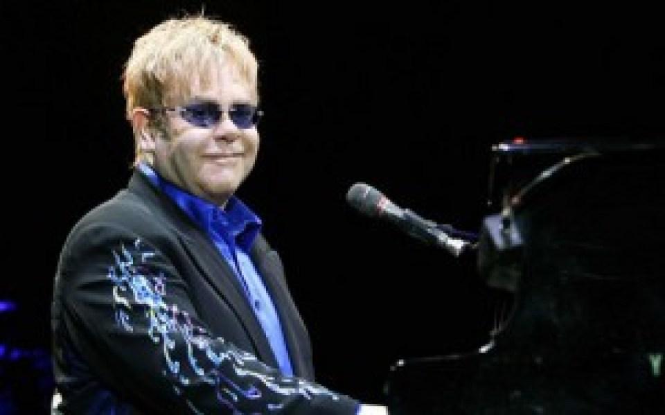 Elton John Te Veo en Madrid
