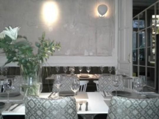 Restaurante El Imparcial esquina comedor Te Veo en Madrid