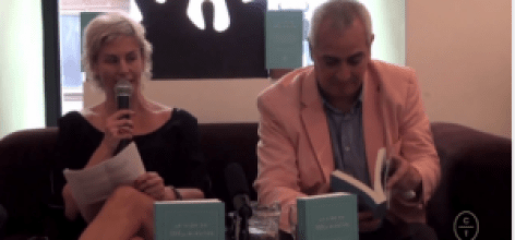 La Vida en Cinco Minutos de Virginia Galvín presentación Te Veo en Madrid