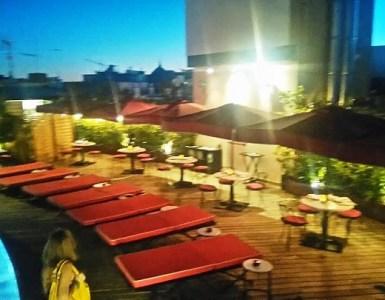 Terrazas para cenar en azotea 2015 te veo en madridte - Terrazas romanticas madrid ...