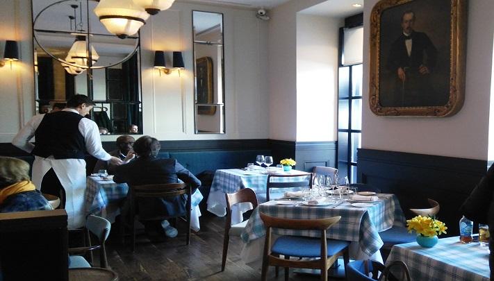 Narciso la brasserie del colombiano mario vall ste veo en - Restaurante colombianos en madrid ...