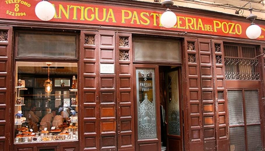 Los mejores turrones de Madrid, Antigua Pastelería del Pozo