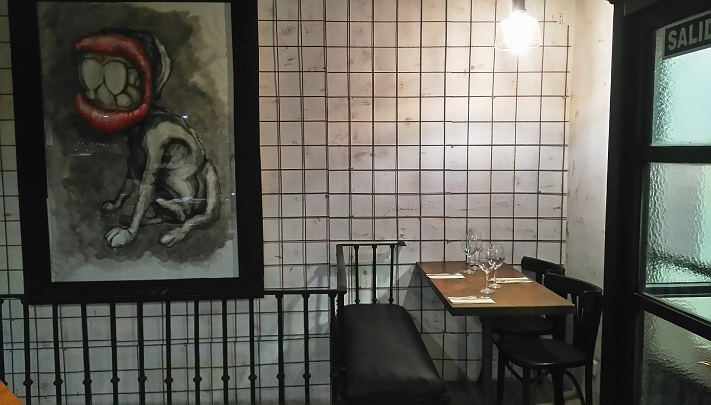 Jefe De Cocina Madrid | Jagger Cocina Tradicional En Un Local Desenfadadote Veo En Madrid