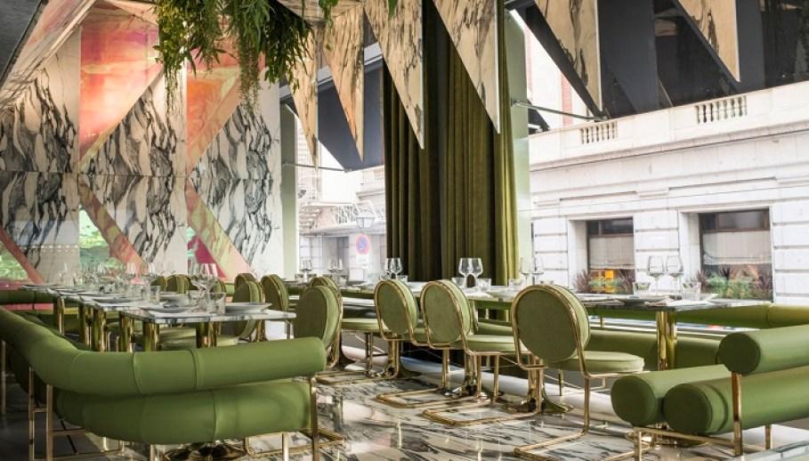 Restaurantes para conocer en 2018. Te Veo en Madrid