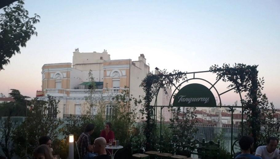 Azotea Forus Barceló La Terraza Del Mercadote Veo En Madrid