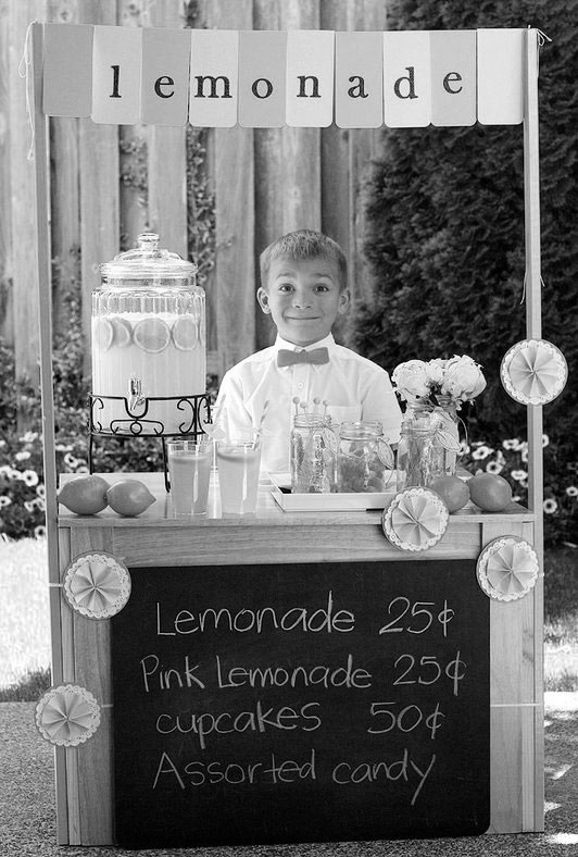 Image result for benefits of compound interest lemonade stand