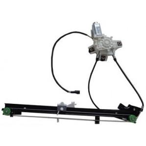 Fensterheber elektrisch mit Motor links / Window regulator