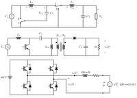 TikZ examples tag: Circuitikz