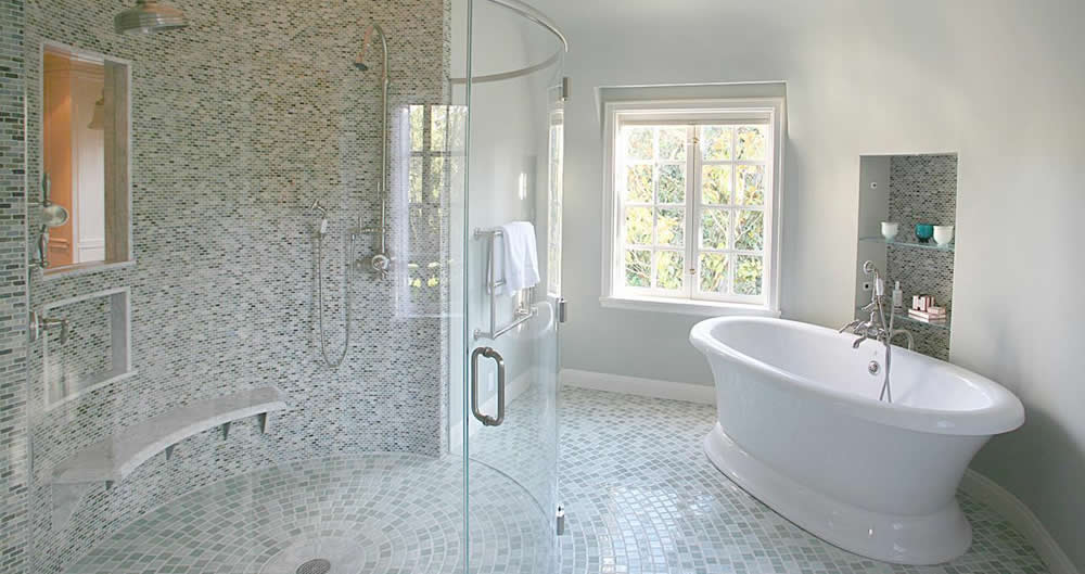 cleaning your Houston frameless glass shower door