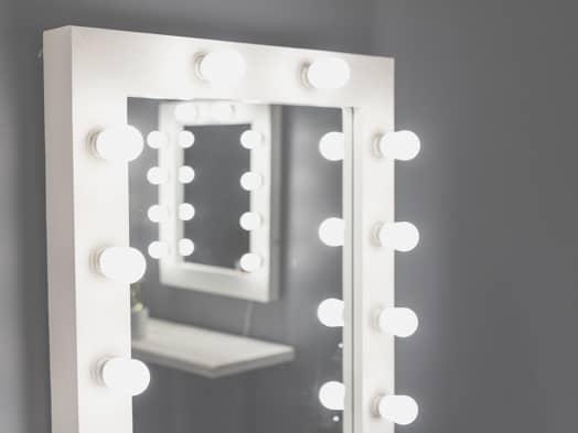 custom cut glass diy vanity mirror cut to size glass company the woodlands tx