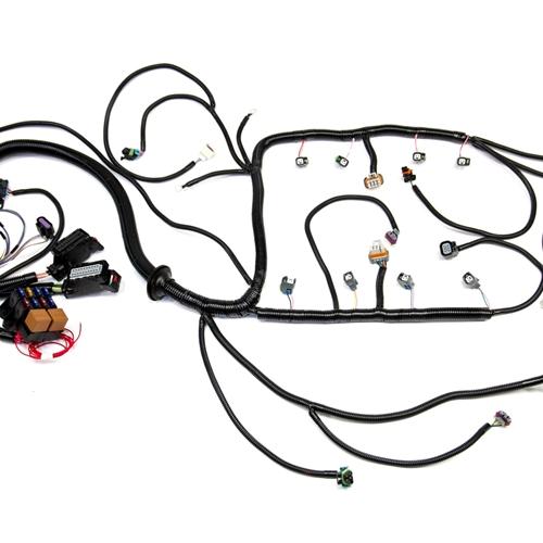 [DIAGRAM] 12 Circuit Universal Wiring Harness Muscle Car