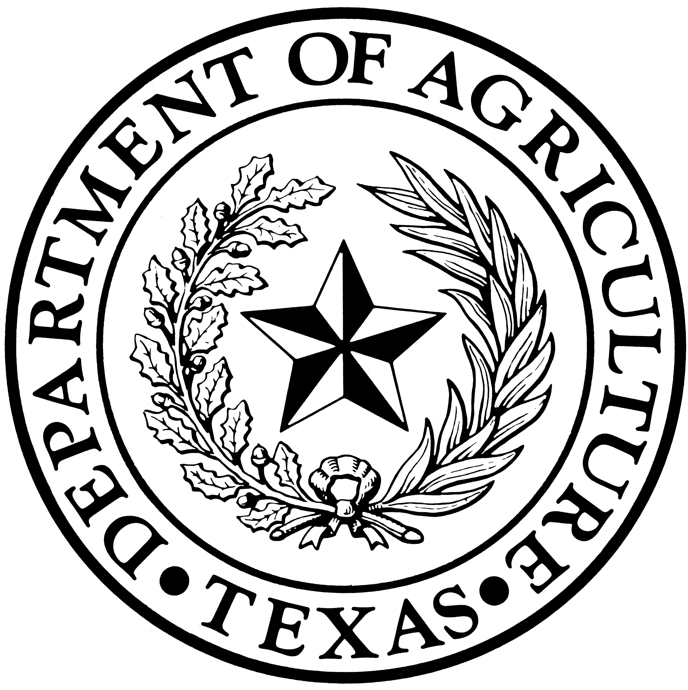 Media Contacts Texas Department of Agriculture Seal