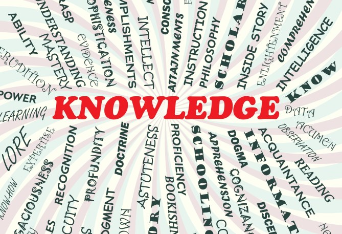 knowledge intellect power