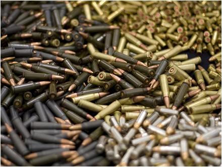 [Efrain Jesus Rojas]: Texas Armoring Corporation Bullets