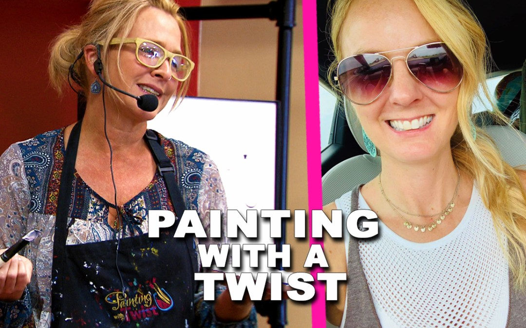 Here's what I think of Painting with a Twist!