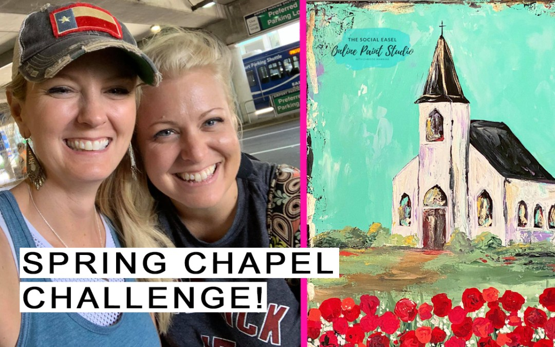 Sign Up for the Spring Chapel Challenge!