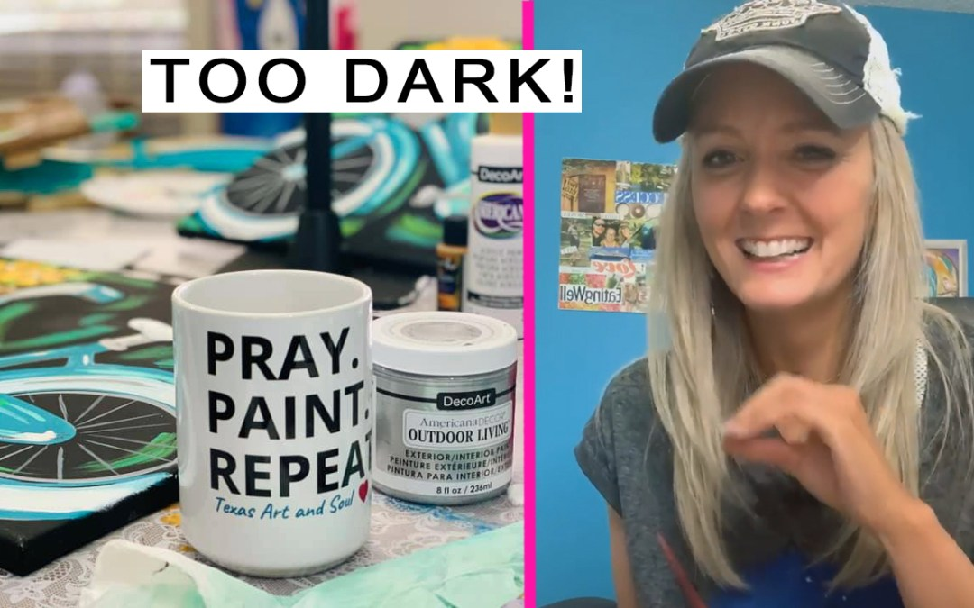 Oh man! Spray Tans and Paint Parties!