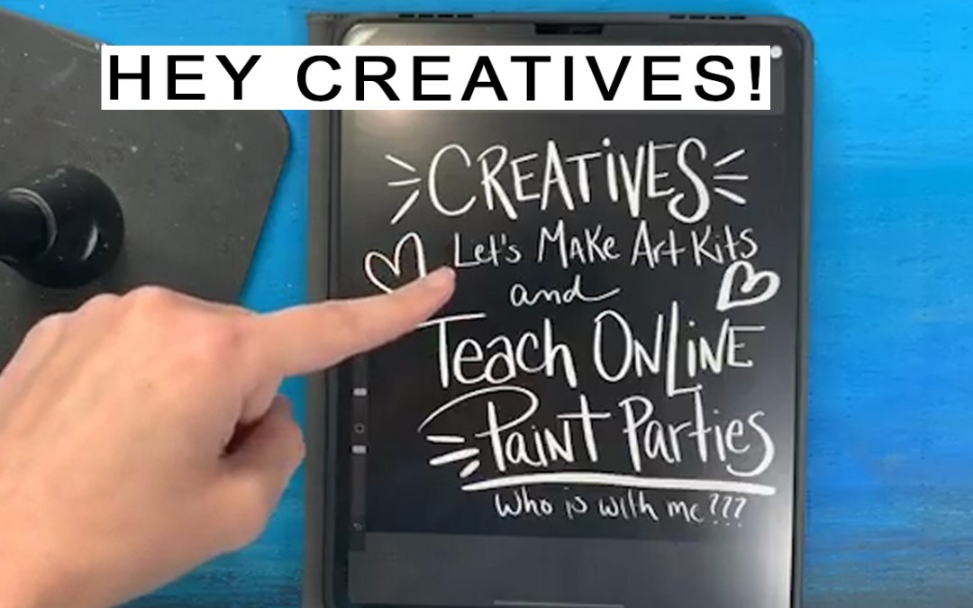CREATIVES! Who is with me?