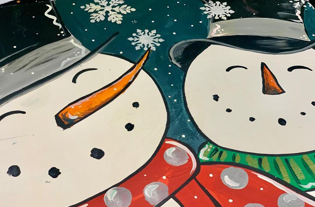 Christmas Traditions: Teach Loved Ones to Paint