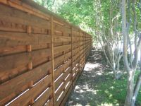 Horizontal Fence Pictures - Texas Best Fence